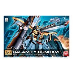 CALAMITY GUNDAM. Price:381.92 THB. Model series:HG GUNDAM SEED. Scale:1/144