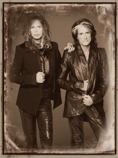 TOXIC TWINS TUESDAY ONLY ON FACEBOOK/TOTALLY TYLER WITH STEVEN TYLER AND JOE PERRY