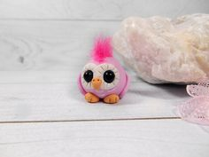 owl charm kawaii pendant for necklace or bracelet by Siachi