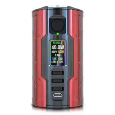 VapeCige Creator DNA75C - $85.99  Box Mod  BLACK RED 1 - 75W / Supporting Dual / Single 18650 Battery  #VapeCige, #Box, #Mod, #vape, #vaping, #вэйп, #вейп, #парение, #gearbest      5112