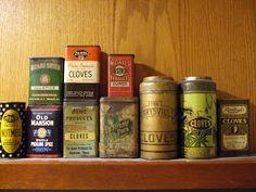 Rosemary's Sampler: Old Spice Tins