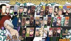 Kumpulan Naruto Senki MOD Unlimited Money Full Unlocked v2.0 Final Version Terbaru Lengkap 2019 - KingMod | Download BBM Mod and Game Mod Free Naruto Games, Lol, Money, Baseball Cards, Free, Character, Silver, Lettering, Fun