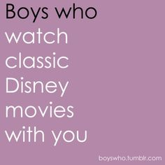 Cause everyone knows how much I love Disney