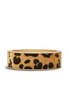 Chico's Candice Leopard Cuff #chicos
