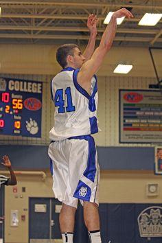 Tyler Kowalkowski with the jump shot