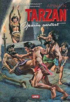 Apinain Tarzan: Oparin aarteet