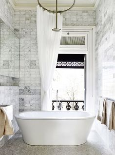 Inside a Modern Victorian Terrace Home in Melbourne. home decor and interior decorating ideas. Bad Inspiration, Decoration Inspiration, Bathroom Inspiration, Bathroom Ideas, Bathroom Goals, Design Bathroom, Bathroom Colors, Terraced House, Home Interior
