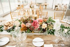 A dreamy autumn wedding at the Anthony Wayne House with locally-grown, seasonal flowers grown and designed by Philadelphia florist Love 'n Fresh Flowers. Farm Table Wedding, Wedding Table Flowers, Farm Table Decor, Farm Tables, Flower Box Centerpiece, Wooden Box Centerpiece, Vintage Wedding Centerpieces, Diy Wedding Backdrop, Seasonal Flowers