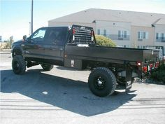 Make your best effort, meticulously inspect the truck that you want to buy. In the entire world, these sorts of trucks are increasingly becoming very common. These trucks are made with tough metallic materials. Truck Flatbeds, Farm Trucks, Truck Camper, Diesel Trucks, Cool Trucks, Pickup Trucks, Truck Mods, Custom Truck Beds, Custom Trucks