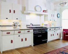Cucina vintage anni \'50 07   Cucine   Pinterest   Stiles, Vintage ...