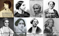 A few great women