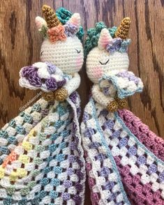 Hope the Unicorn Comforter Crochet Amigurumi Pattern Best Picture For Crochet toys For Your Taste You are looking for something, and it is going to. Crochet Lovey, Crochet Unicorn, Crochet Patterns Amigurumi, Crochet Blanket Patterns, Baby Blanket Crochet, Crochet Toys, Knit Crochet, Crochet Braids, Crochet For Kids