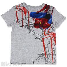 Spider-Man Boys T-Shirt (8-20) #Marvel #Clothing #Kids