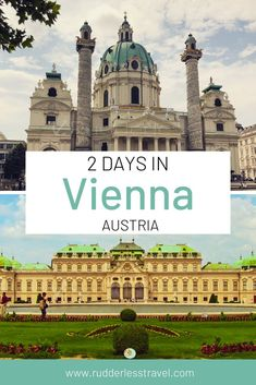 Make the most of your two days in Vienna by checking out all these amazing things to do in Vienna, Austria. From trying new foods, to viewing stunning palaces there is so much to do and see in Vienna! Croatia Travel, Thailand Travel, Bangkok Thailand, Italy Travel, European Travel Tips, Austria Travel, Las Vegas Hotels, Travel Destinations, Holiday Destinations