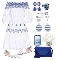 """""""Press Forward"""" by naviaux ❤ liked on Polyvore featuring Peter Pilotto, Vince Camuto, Valextra, Chesapeake Bay Candle, Ethan Allen and GreenGate"""