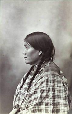 low woman (Assiniboine)