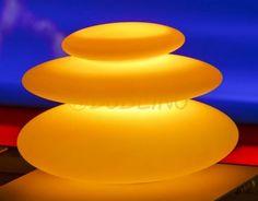 GS FENG SHUI - GS Feng Shui asztali, térvilágító design led lámpa, kültérre, beltérre