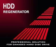 HDD Regenerator - Bootable ISO + Install Version with Crack ~ Computer Kings Quetta