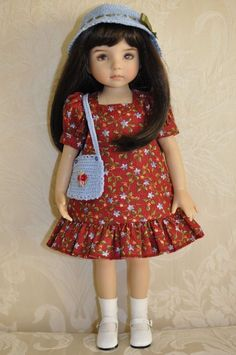 Dianna Effner Little Darling Studio Doll Outfit