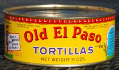 Canned Tortillas