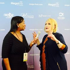 #megafeast Such a honor to interview Pastor Sheryl Brady  Sheryl Brady Good Deeds TV Show with host Dr. Renee Sunday. Love her. Blessings #pottershouse #gooddeedslive #media #platformbuilder