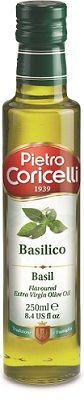 Basil Flavoured Extra Virgin Olive Oil