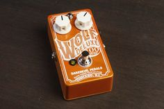 Daredevil Pedals Wolf Deluxe Fuzz from Coast SonicAn original design Fuzz that is very warm, vintage, and has loads of sustain. The unique aspect of the Wolf is it's tonal character, slightly boxy, like a small vintage amp turned up all the way. #fuzz #fuzzpedal #daredevileffects