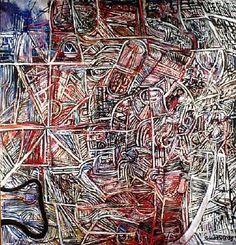 Robert Ellis - Auckland Art Gallery Auckland Art Gallery, New Zealand Art, Painted Boards, European Paintings, Level 3, Map Art, Large Art, Contemporary Art, Artists