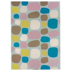 Attic play room color scheme idea--MALIN STEN Meterware - IKEA