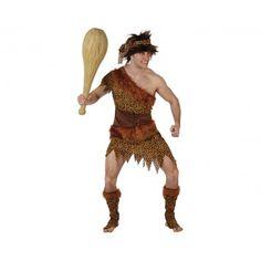 #Disfraz de #Troglodita para Hombre