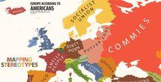 Mapping Stereotypes | Yanko Tsvetkov