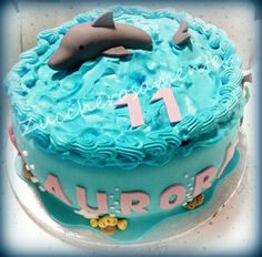 Dolphin cake                                                                                                                                                     More