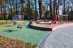 Miejski Park w Prudniku