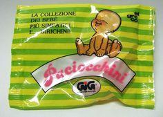 I Paciocchini, pupazzetti da collezionare a forma di neonato