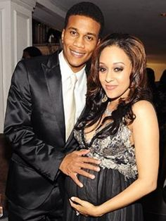 Tamera Mowry And Brother