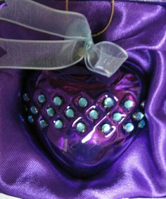 Teal & Purple ~