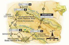 Nat Geo's Texas Roadtrip: Gruene, Bandera, Fredricksburg, Llano and Austin Texas Vacations, Texas Roadtrip, Texas Travel, Family Vacations, Family Travel, Road Trip Usa, Mendoza, San Antonio, Texas Hill Country