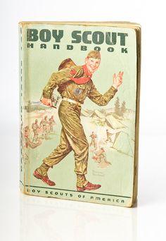 1960's Boy Scout Manual by GJmamer on Etsy, $9.00