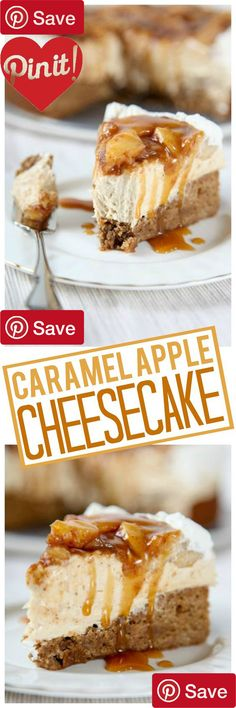 DIY Homemade Caramel Apple Cheesecake - Ingredients Vegetarian Produce 2 Apple Refrigerated 2 Eggs Condiments cup Caramel sauce 2 tsp Lemon juice Baking & Spices 1 tsp Apple pie spice tsp Baking powder tsp Baking soda 2 cups Brown sugar 1 tsp Cinnamon 4 oz Cool whip Creamy 1 cups Flour cup Powdered sugar tsp Salt 3 tsp Vanilla cup White sugar Dairy 1 1/16 cup Butter 16 oz Cream cheese 5 tbsp Heavy cream cup Heavy whipping cream #delicious #diy #Easy #food ...