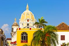 A Prayer to Saint Peter Claver for the Missionary Spirit: St. Peter Claver Church, Cartagena, Colombia