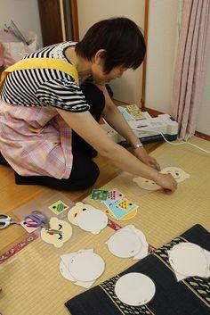 洗濯ばさみパッチン ➁作り方編   手作りおもちゃ  『遊月』 あそびつき