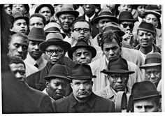Black Muslims, 1963 - Archive - The Gordon Parks Foundation