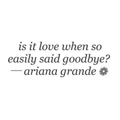 ariana grande, lyrics, dangerous love, leave me lonely