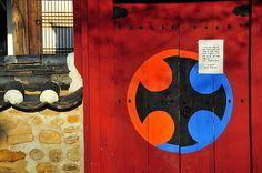 #Ganghwa Anglican Church--Christian yinyang symbol