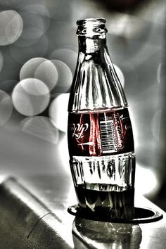 Always during Euro 2012 games, sit down with a bottle/can of coke and enjoy the game :)