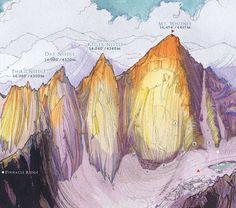 Jeremy Collins - Map Art