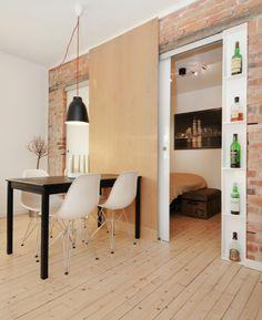 romdeler - BERG & MATZOW arkitekter