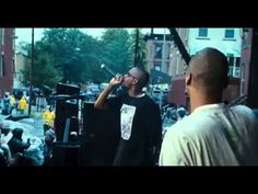 Dead Prez - It's bigger than Hip-Hop (ripped scene from movie Dave Chapp...