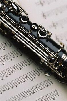 ♫♪ Music ♪♫ Modern B flat clarinet ...