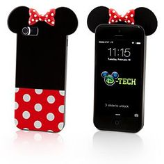 Disney Minnie Mouse Icon iPhone 5 Case | Disney Store Minnie Mouse -  #MinnieStyle